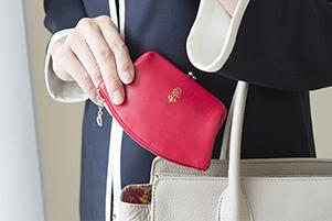 HAMANO1番人気の小さいお財布紹介
