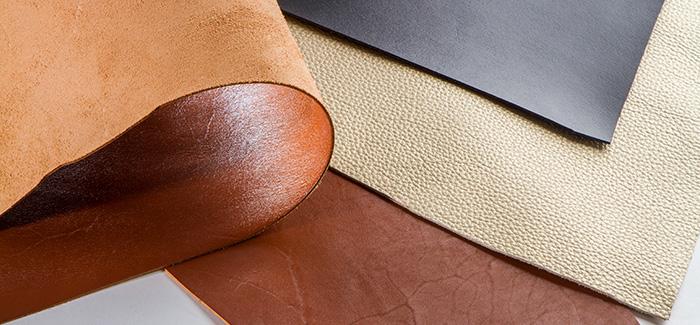 濱野皮革工藝の皮革について