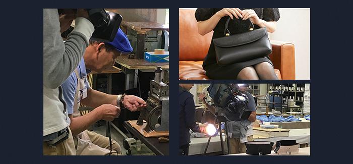 濱野皮革工藝が和風総本家で紹介されました